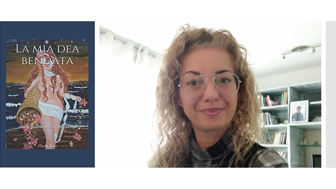 NOVITAINLIBRERIA.IT ha intervistato  Priscilla Zancan, autrice del romanzo La Mia Dea Bendata