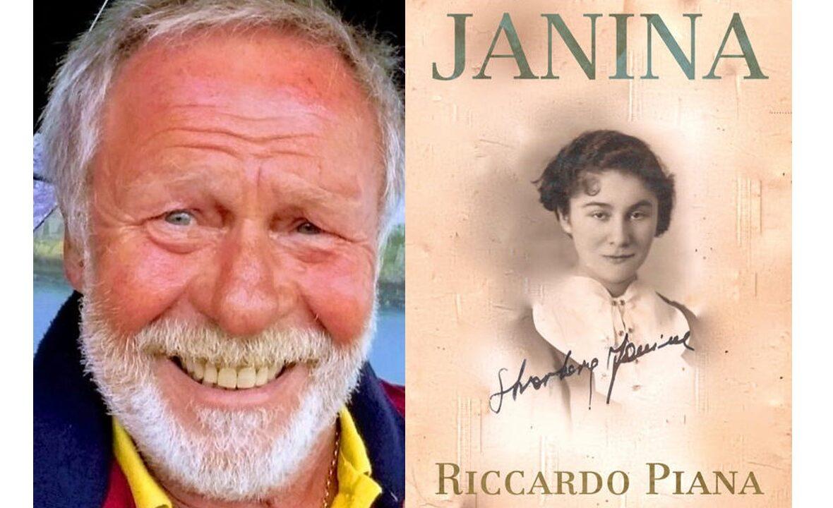 NOVITAINLIBRERIA.IT ha intervistato Riccardo Piana, autore di Janina