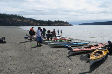 Our boarding school for troubled teens provides many diverse outdoor activities such as kayaking.