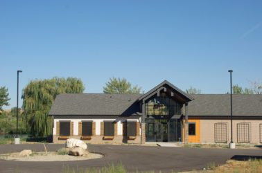 Image of some of the facilities at Novitas Academy in Emmet, Idaho.