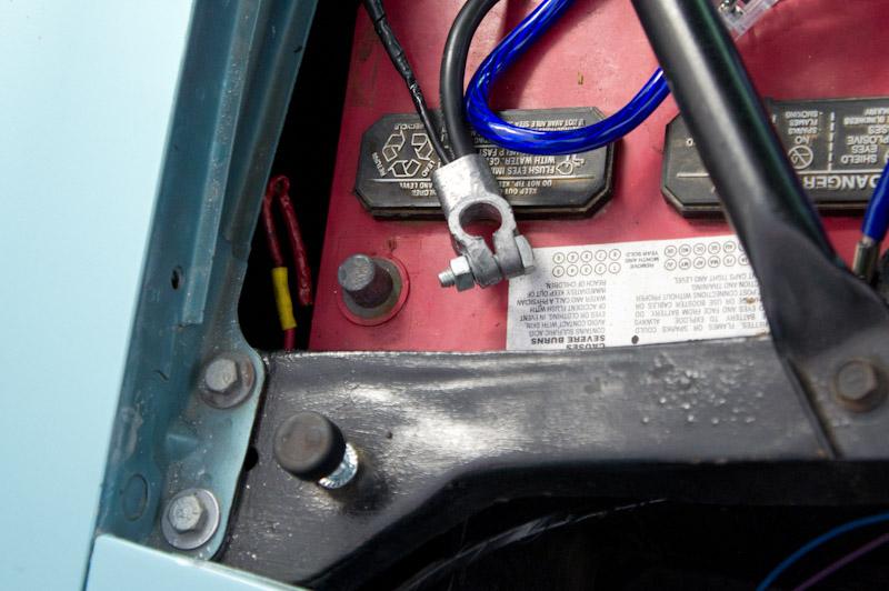 1969 Camaro Alternator Wiring W Pic Team Camaro Tech