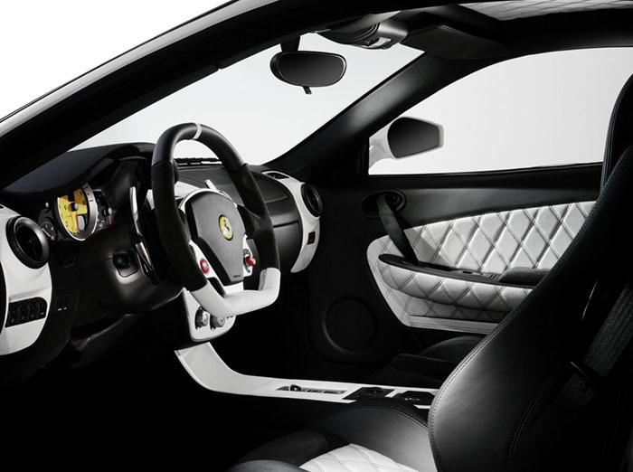 Novitec Rosso Tuning Products for the Ferrari F430  Interior