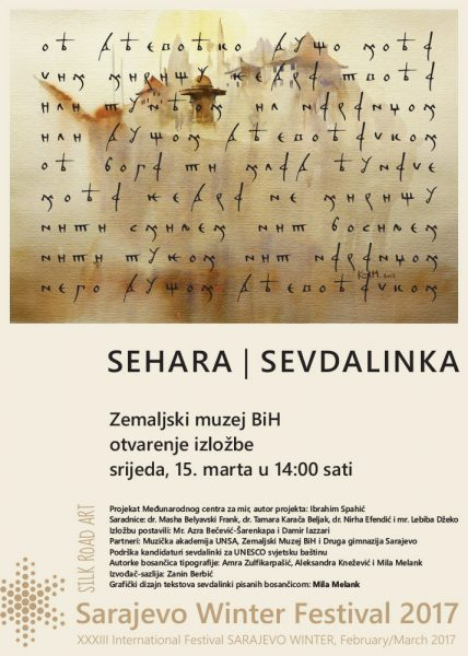 plakat SZ sevdalinka