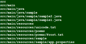 How to Read a File from Resources Folder in Java | Novixys