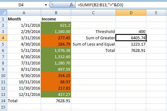 Excel Color Coding Cells Novixys Software Dev Blog