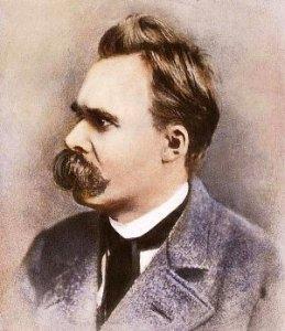 portrait de Friedrich Nietzsche