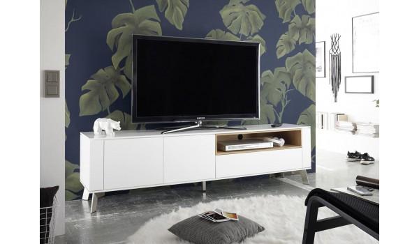 meuble tv hi fi design pas cher