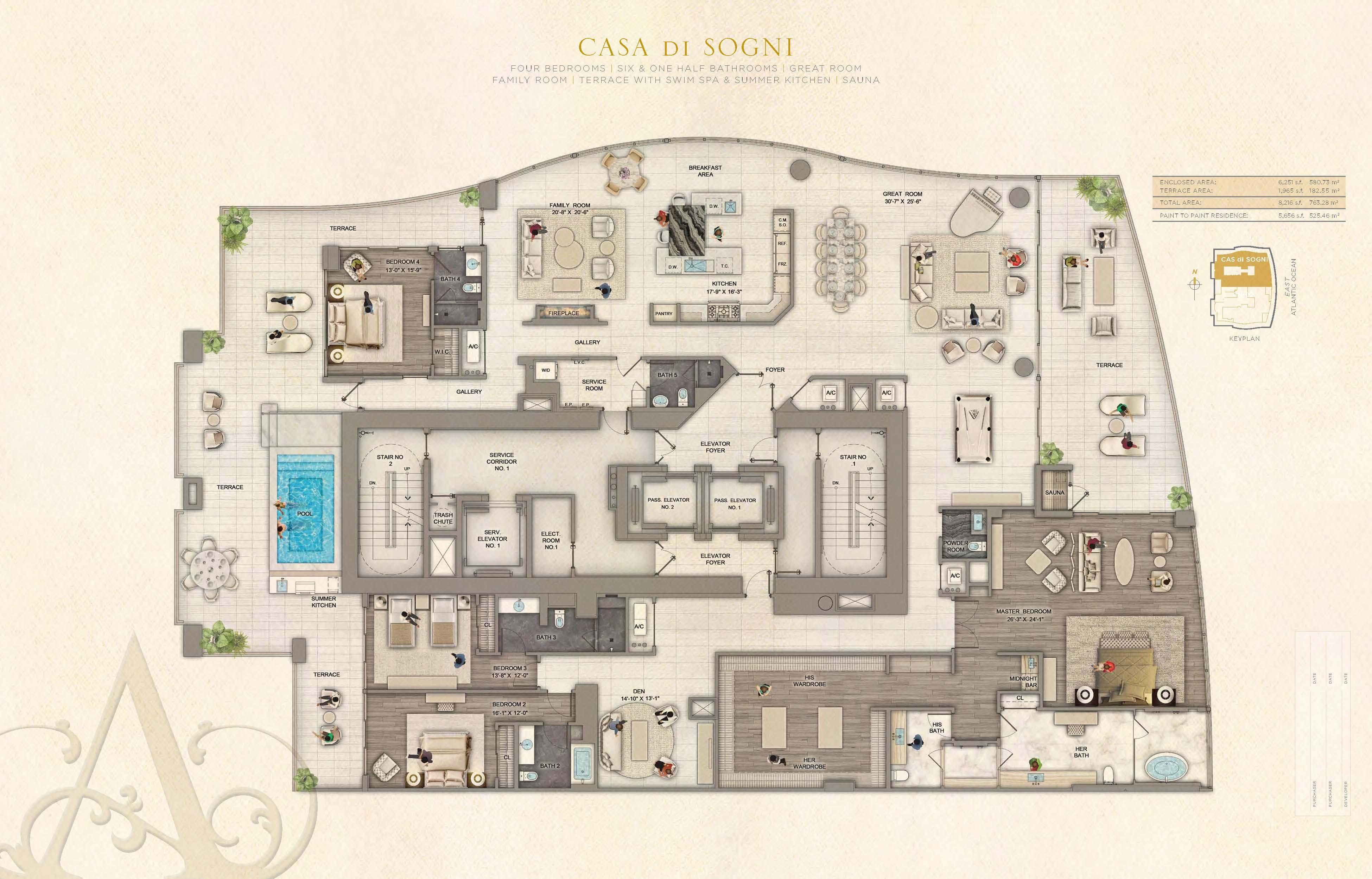 Casa Di Sogni