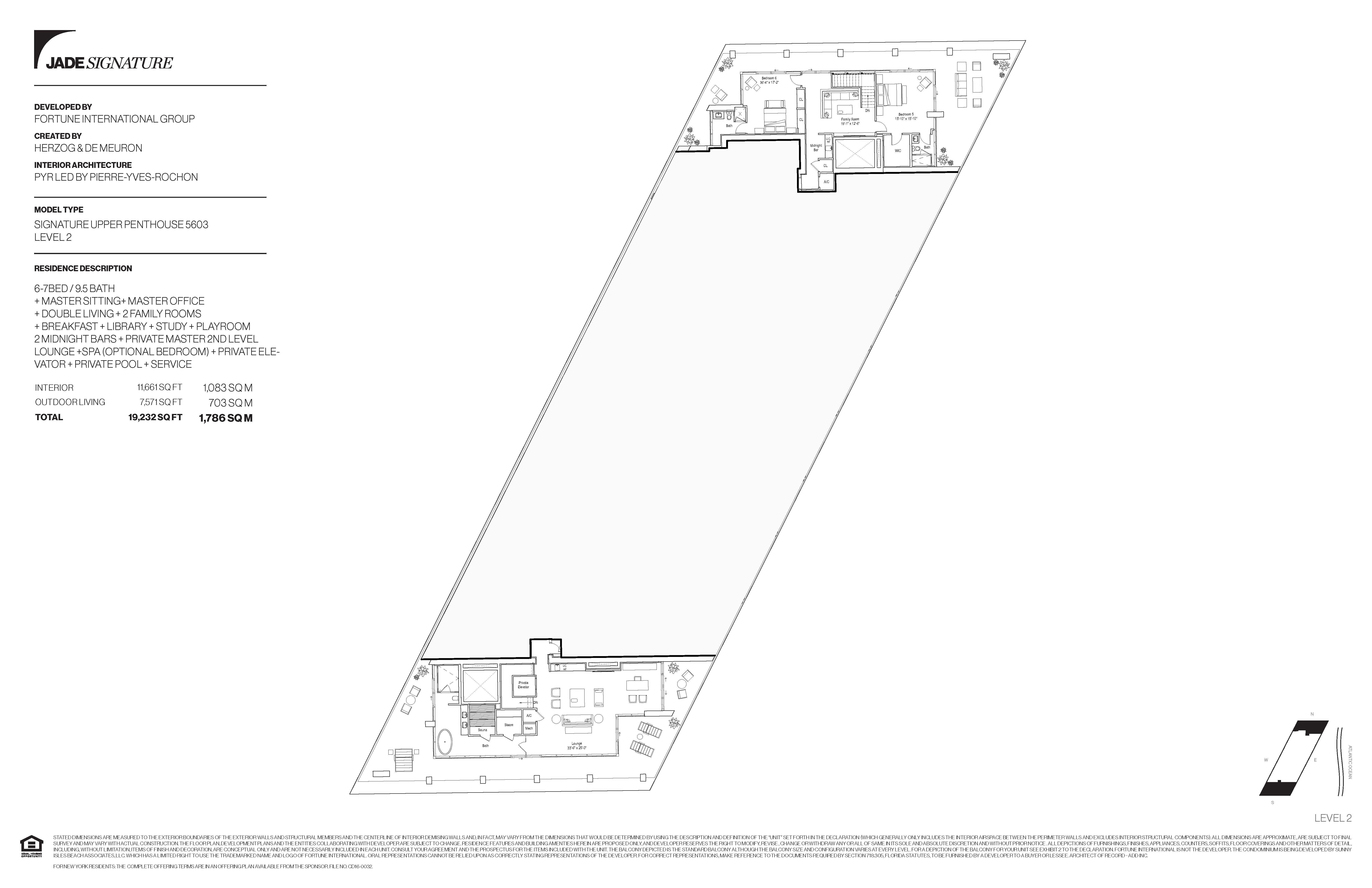 Signature Upper Penthouse Level 2