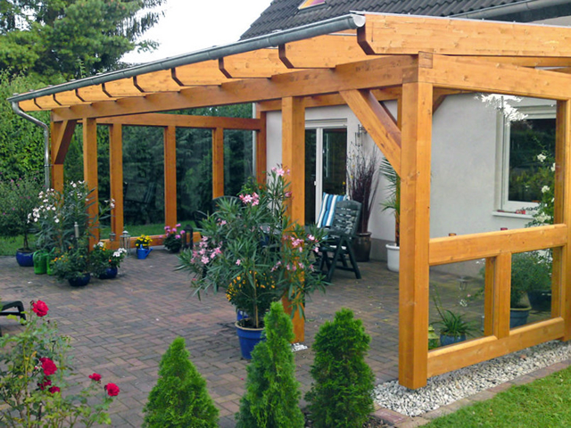 Terrace Roofing