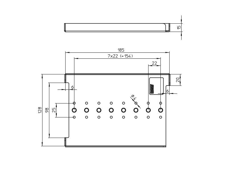 Novus Retail System, Drucker Epson TM-T70, 851+0035+024
