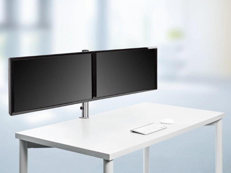 Novus TSS Bildschirmhalterung Fr 2 Monitore 2200270000