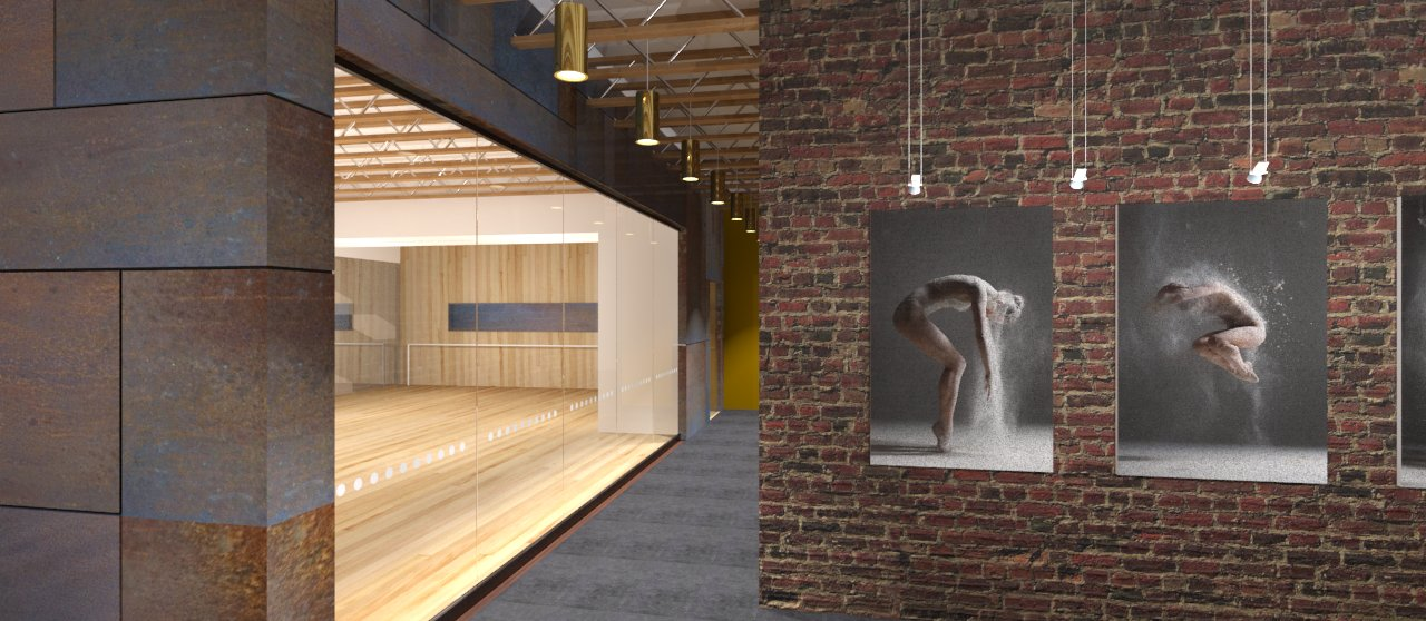 Office & Dance Studio