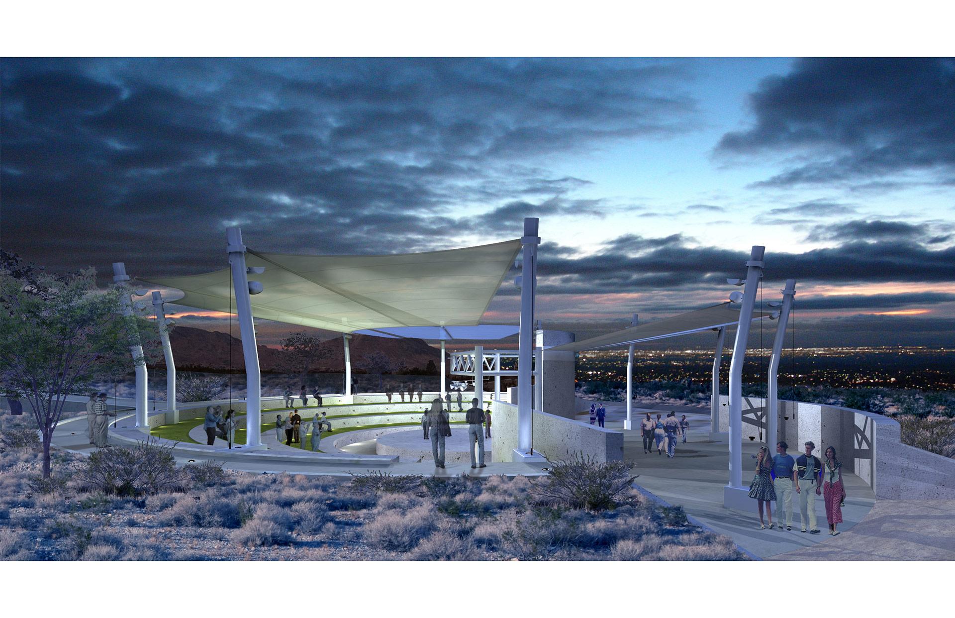 Nevada State College Amphitheater