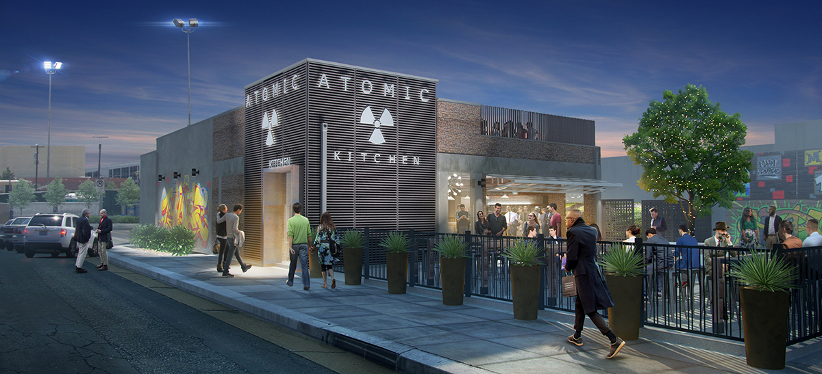 Atomic Kitchen & Bar