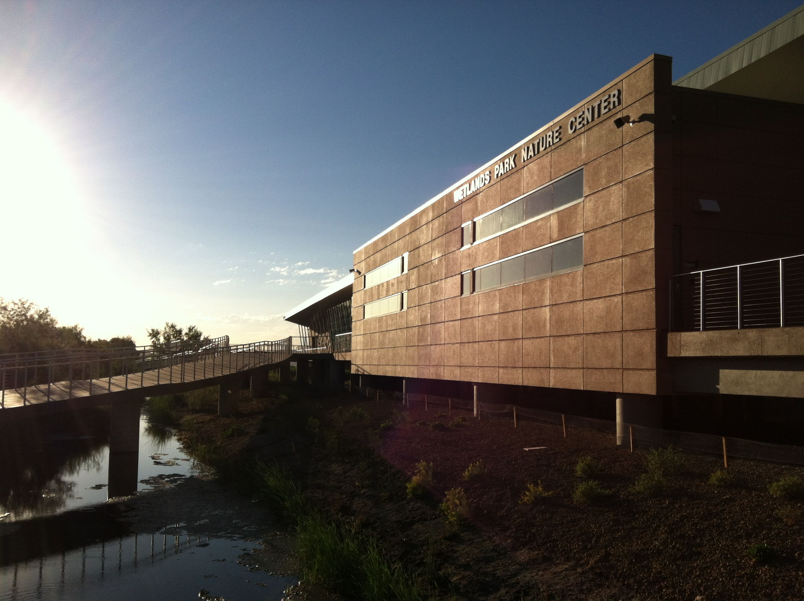 Clark County Wetlands Nature Center