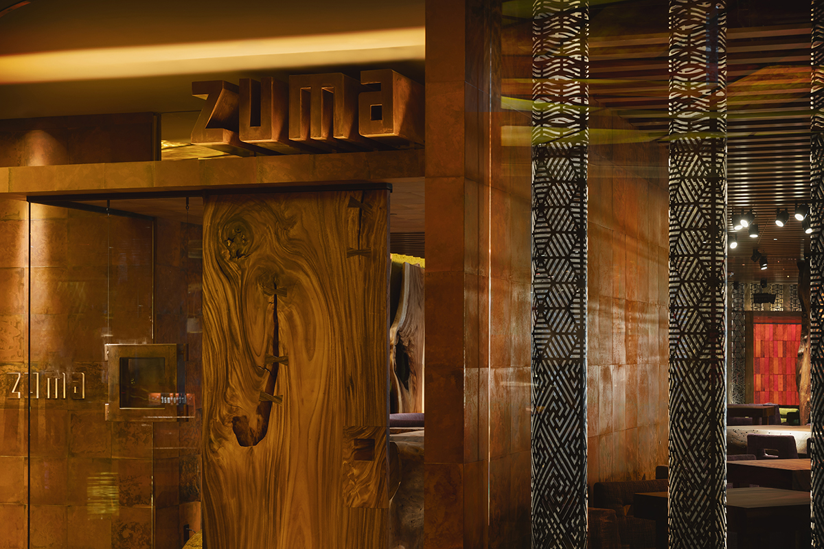 ZUMA at the Cosmopolitan Las Vegas