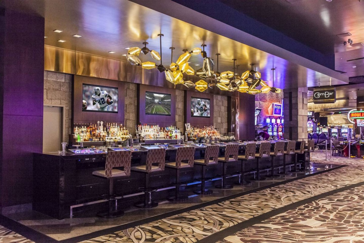 Gem Bar at Aria Resort & Casino