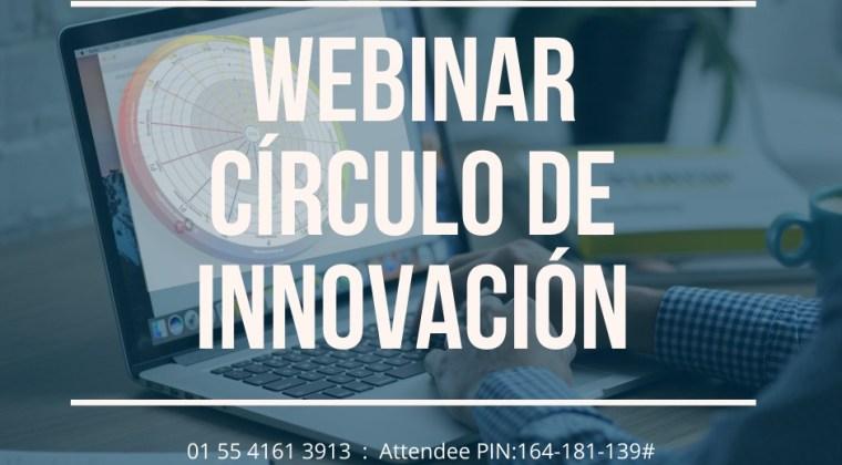 Webinar 28 de Mayo: Círculo de Innovación