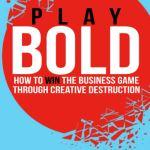 Cover del libro Play Bold para referirse al resumen