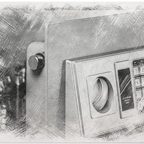 imagen de caja fuerte