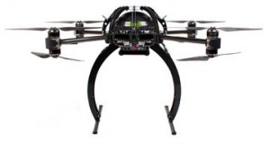 Integrating UAV imaging payloads