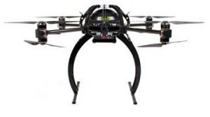 Integrating UAV imaging payloads