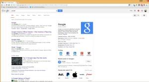 Google Knowledge Graph on www.ricknovy.com