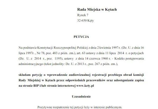 Petycja_Kety_KomisjeRadnych