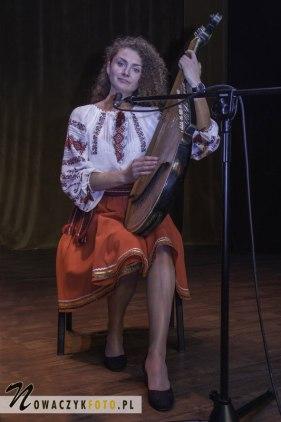 Występ zespołu ukraińskiego