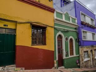 Przechadzka po kolorowych uliczkach Bogoty, Kolumbia