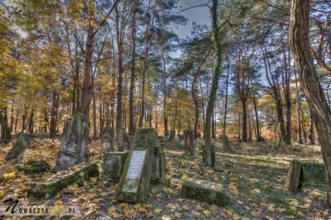 Cmentarz żydowski, Otwock