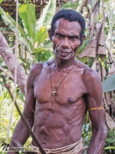 Korowajowie, Papua, Indonezja