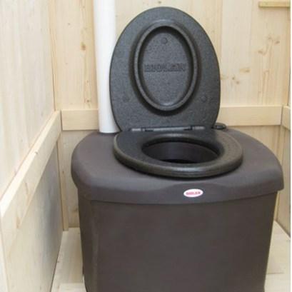 nowato - Komposttoilette mit Biolan eco 200-L