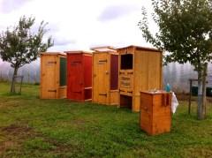 Veranstaltung Biohof - Toilettenvermietung - mobile Komposttoiletten