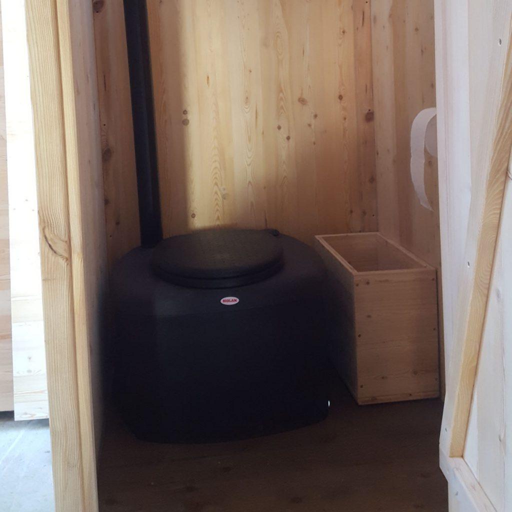 Header - Komposttoilette 'Wald' mit Biolan