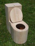 Komposttoilette für Zuhause - 'Die Schecke'