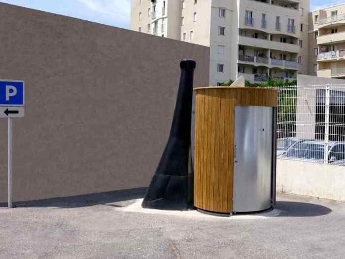 Trockentoilette Kazuba KL2 Standard - abwasserlose Toilette, wasserlose Toilette, ohne Kanalisation
