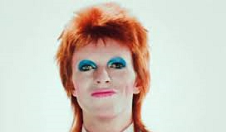 David Bowie is gone back to stars