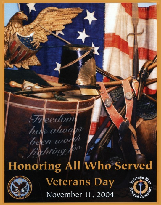 Veterans Day 2004