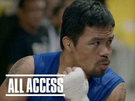 VIDEO: All Access Pacquiao vs Broner Full Episode 2