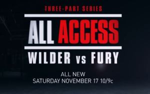 Deontay Wilder Tyson Fury All Access