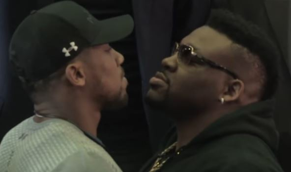 Big Baby Miller could play spoiler and knockout Anthony Joshua