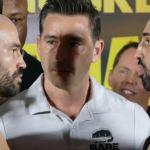 Bare knuckle Paulie Malignaggi vs. Artem Lobov
