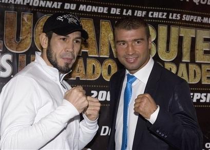 Bute Andrade Boxing