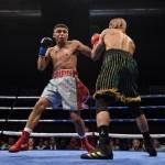 Boxer Cris Reyes