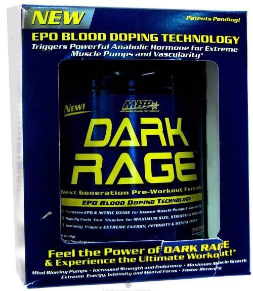 Dark Rage EPO