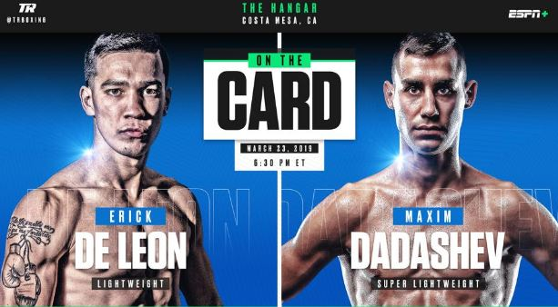Watch The Pulev-Dinu, Magdaleno-Ramos Entire Undercard Live Stream