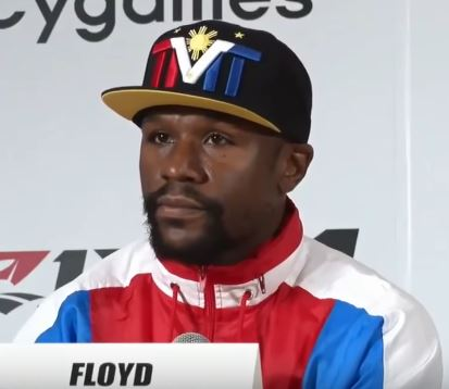 Floyd Mayweather's New Year's Eve fight is back on