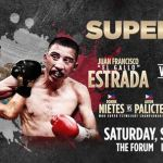 Superflyweight poster HBO boxing